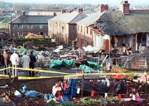 Gallery Lockerbie anniversary: Lockerbie explosion