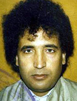 Gallery Lockerbie anniversary: Lockerbie bomber Abdelbaset Ali Mohmed al-  Megrahi