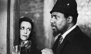 Nica Rothschild and Thelonius Monk at the Five Spot