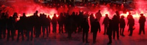 Gallery 22 December 2008: Protest against car import duties in Krasnoyarsk