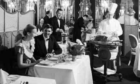 Eating At The Royal