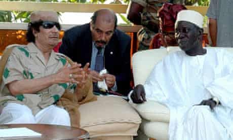 Guinea President Conte passed away