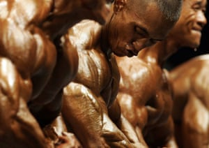 Gallery Best of the year - Sport: body building