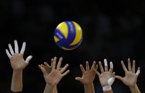 Gallery Best of the year - Sport: volleyball