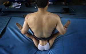 Gallery Best of the year - Sport: gymnastics