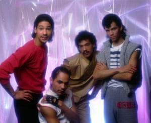 Gallery Motown at 50 : Photo of DeBarge