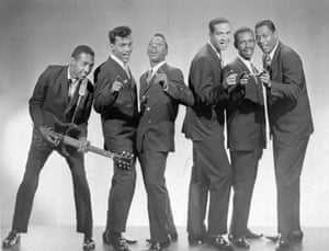 Gallery Motown at 50 : The Contours