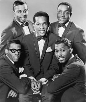 Gallery Motown at 50 : The Temptations