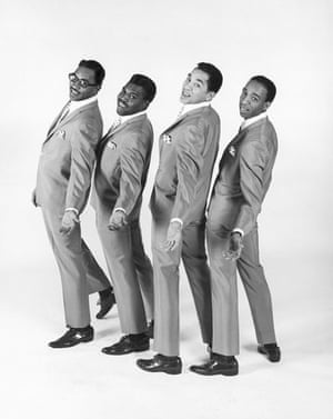 Gallery Motown at 50 : Smokey Robinson and The Miracles