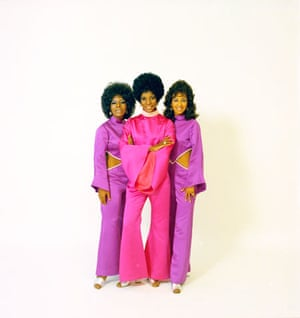 Gallery Motown at 50 : Martha Reeves and the Vandellas