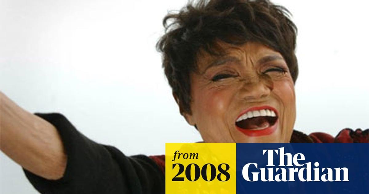 Legendary Singer Eartha Kitt S