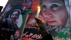 Gallery 24 hours in pictures: Anniversary of the assassination of Benazir Bhutto