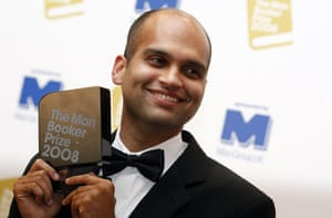 Gallery books 2008 year in review: Aravind Adiga wins the Booker Prize 2008