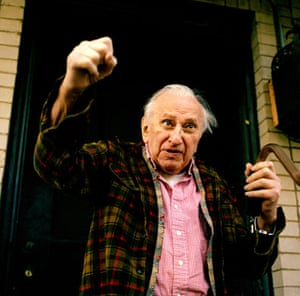 Gallery books 2008 year in review: Studs Terkel at home in Chicago