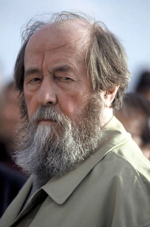 Gallery books 2008 year in review: Alexander Solzhenitsyn