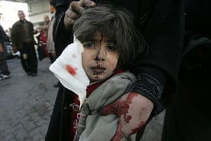 Gallery Gaza air strikes: More Than 155 Palestinians Killed In Israeli Air Attacks On Gaza