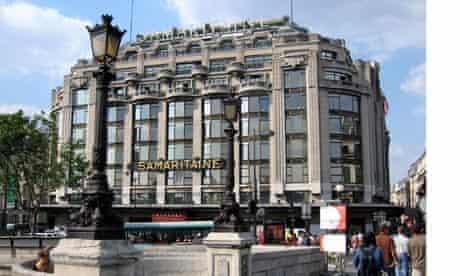 Paris-Samaritaine-department-store