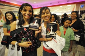Gallery Books review of the year: Breaking Dawn Midnight Release Party