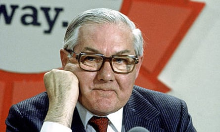 Labour Prime Minister James Callaghan in 1979