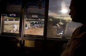 Gallery Guantanamo Bay : An observation tower at Guantanamo Bay