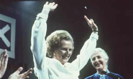 Margaret Thatcher in 1979, Leader of the Opposition