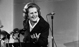 Margaret Thatcher 1979 - Labour Isn't Working (PA)