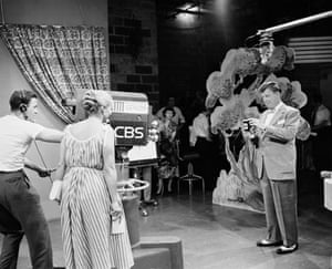 Gallery 1951: inaugural colour television programme in New York