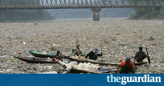 Bank Of The West Auto Loan >> Pollution in the Citarum river, Indonesia   Environment   The Guardian