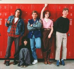 Gallery Top School Films : THE BREAKFAST CLUB