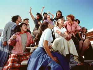 Gallery Top School Films -Grease