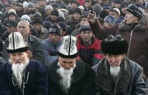 Gallery Eid al-Adha: Kyrgyzstan-religion-eid