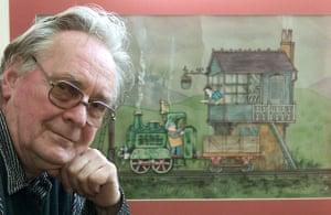 Gallery Oliver Postgate: Oliver Postgate