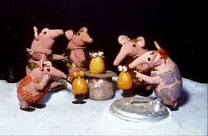 Gallery Oliver Postgate: The Clangers