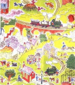 Gallery Oliver Postgate: Ivor the Engine wallpaper