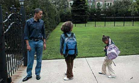 Barack Obama - daughters