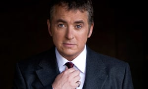Shane Richie as Archie Daly in Minder. Photograph: Channel Five
