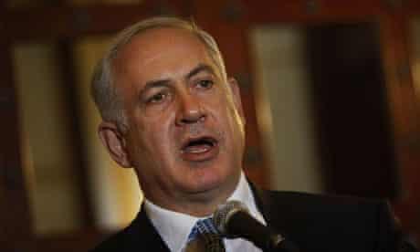 Likud Party leader Benjamin Netanyahu