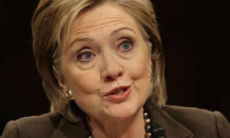 Hillary Clinton secretary of state confirmation hearing