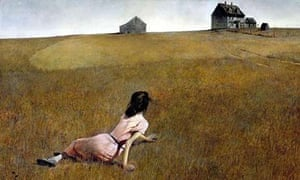 Andrew Wyeth's painting Christina's World, which New York's Museum of Modern Art bought for $1,800 in 1948