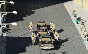 Legoland, Lego inauguration