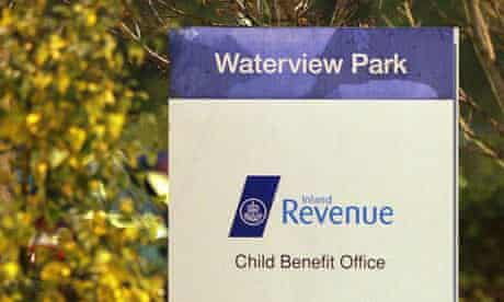 The HMRC office where the personal details of 25 million child benefit claimants went missing in November 2007