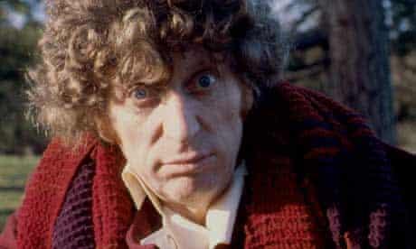 Tom Baker as Doctor Who