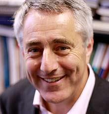 Simon Maxwell, director of the Overseas Development Institute (ODI)