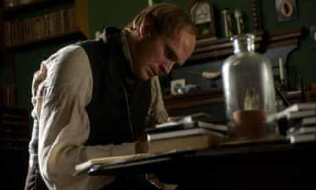 paul bettany as charles darwin in Creation
