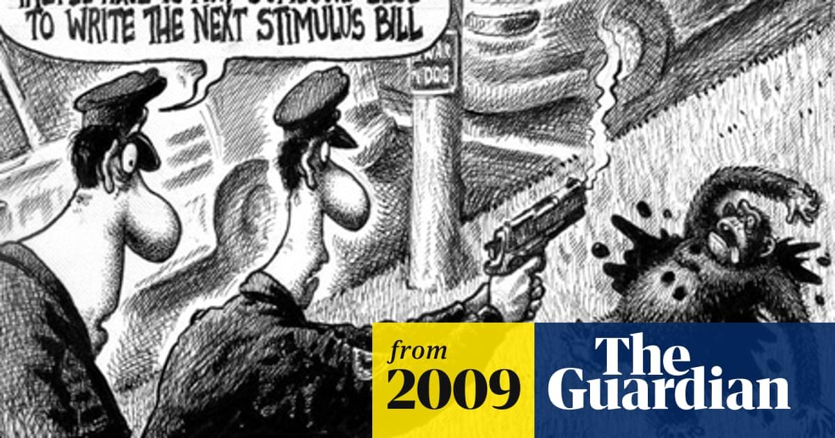 New York Post in racism row over chimpanzee cartoon | US