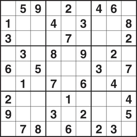 Sudoku easy 1235, 27/04/09