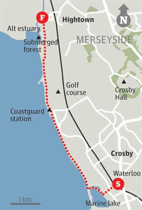 Crosby map