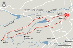 Haworth map