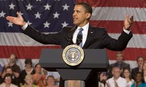 Barack Obama speaks about US healthcare reform