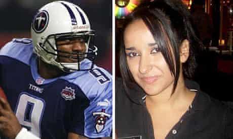 Former Tennessee Titans quarterback Steve McNair was shot dead by his girlfriend Sahel Kazemi. She then killed herself